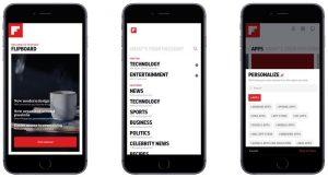 Flipboard app - About