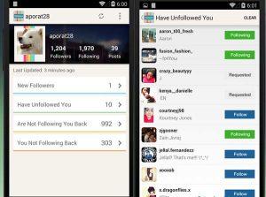 Instagram Followers Tracking